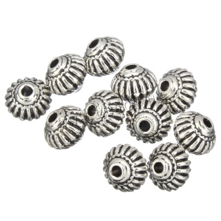 Zinc-Alloy-Jewelry-Beads-antique-silver-color